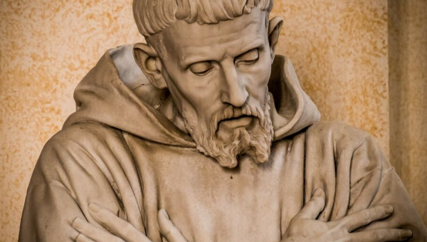 Saint Francis: poet and ascetic