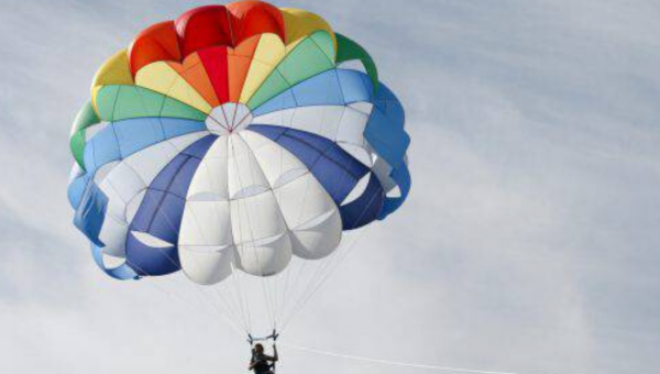 Origins and history of the parachute