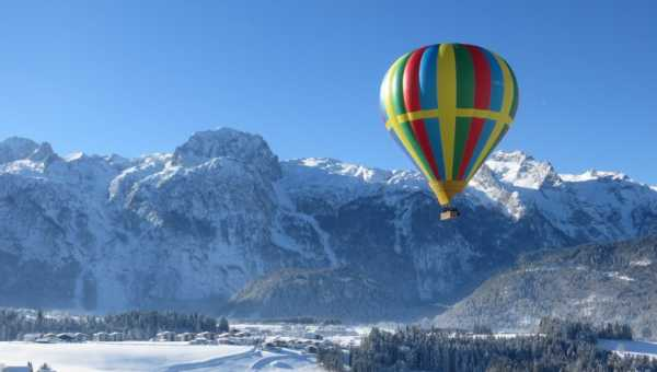 The best balloon tours in Italy