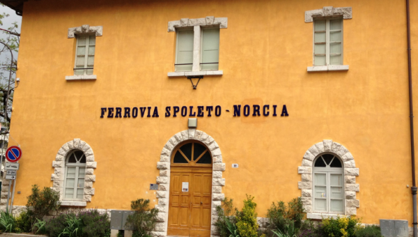 The Little Umbrian Gotthard: the ancient Spoleto-Norcia railway