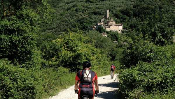 The best e-Bike routes for a holiday in Umbria