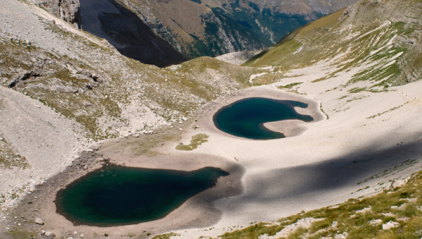 Legends from an Apennine lake: the magic of Lake Pilato