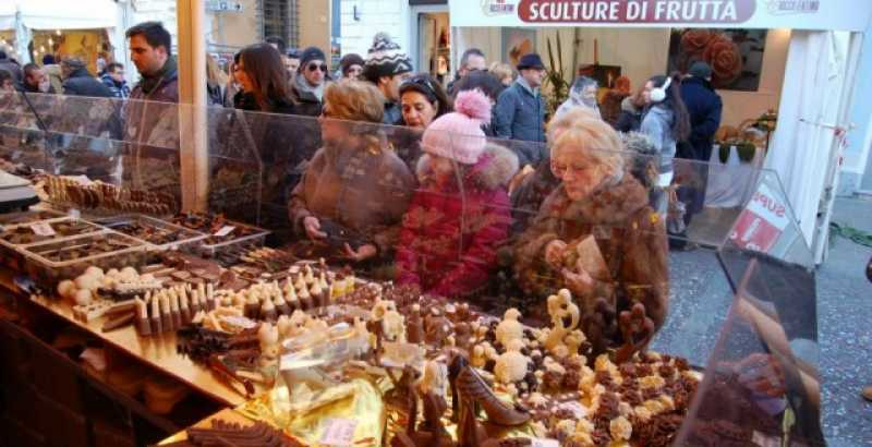 Cioccolentino - Chocolate festival in Terni