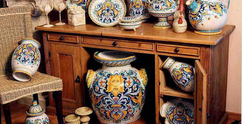 Umbrian Pottery