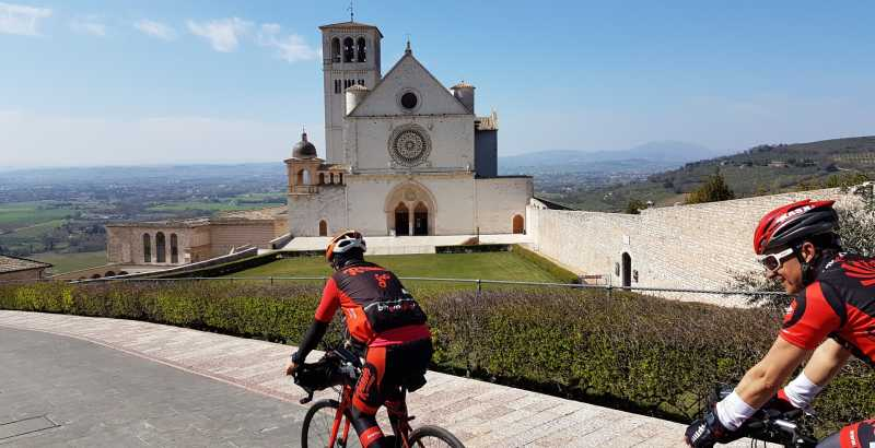 "Umbria in Bike: Rando Centro ""Le Colline"""