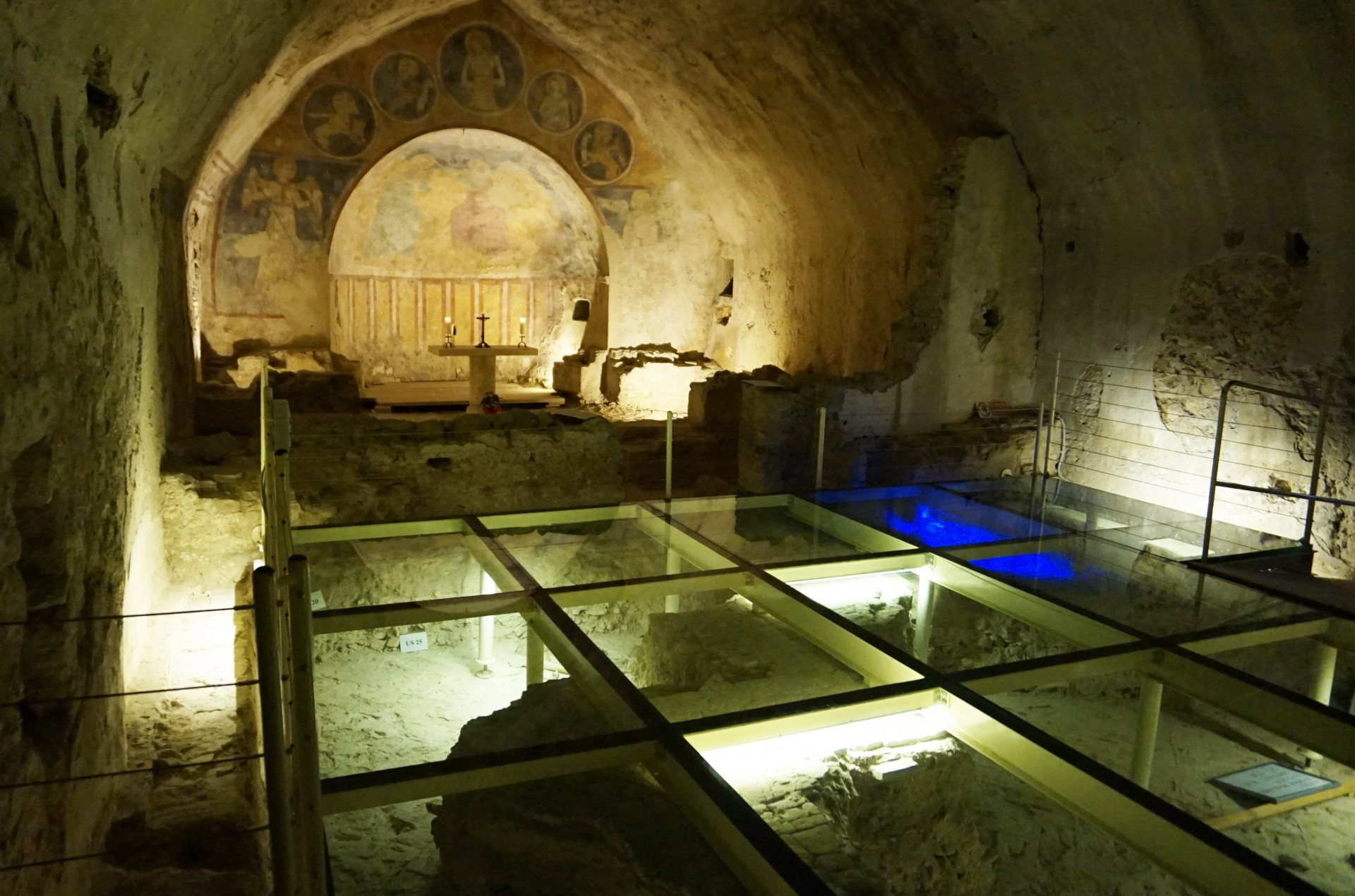 Narni Underground an incredible story