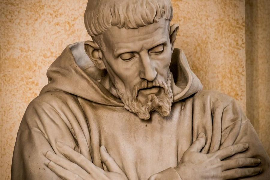 San Francesco: poeta e asceta