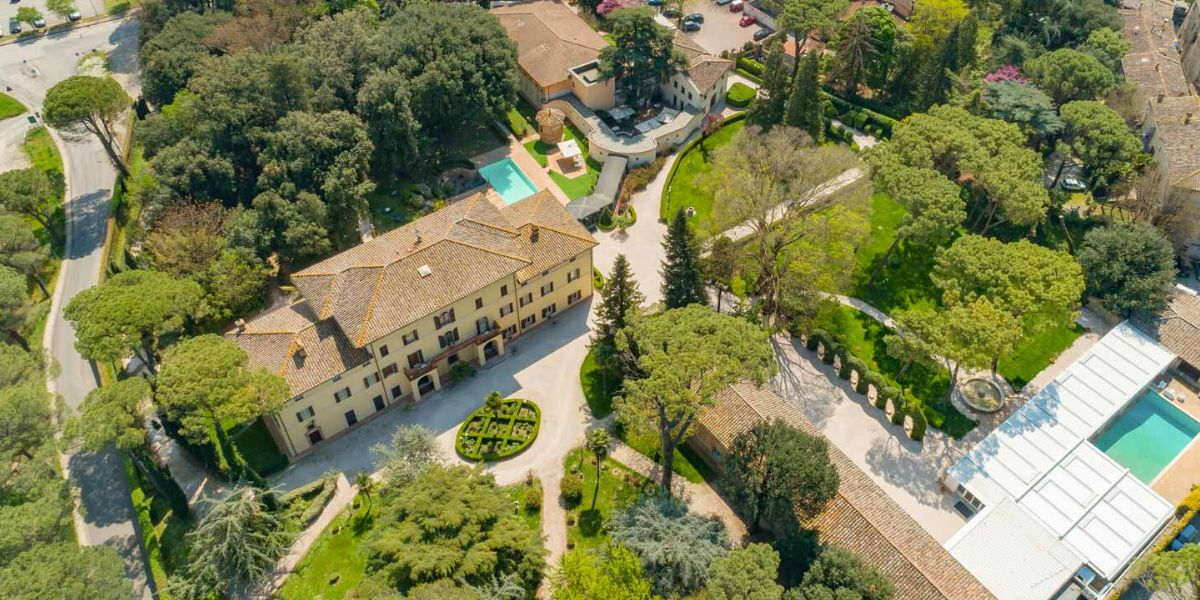 Villa Donini a timeless residence in the heart of Umbria