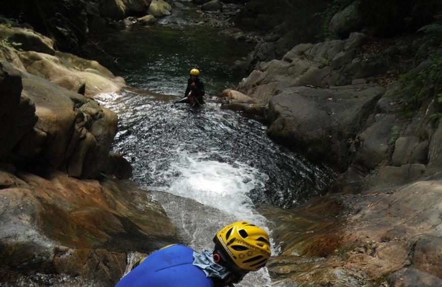 Dove praticare canyoning in Italia