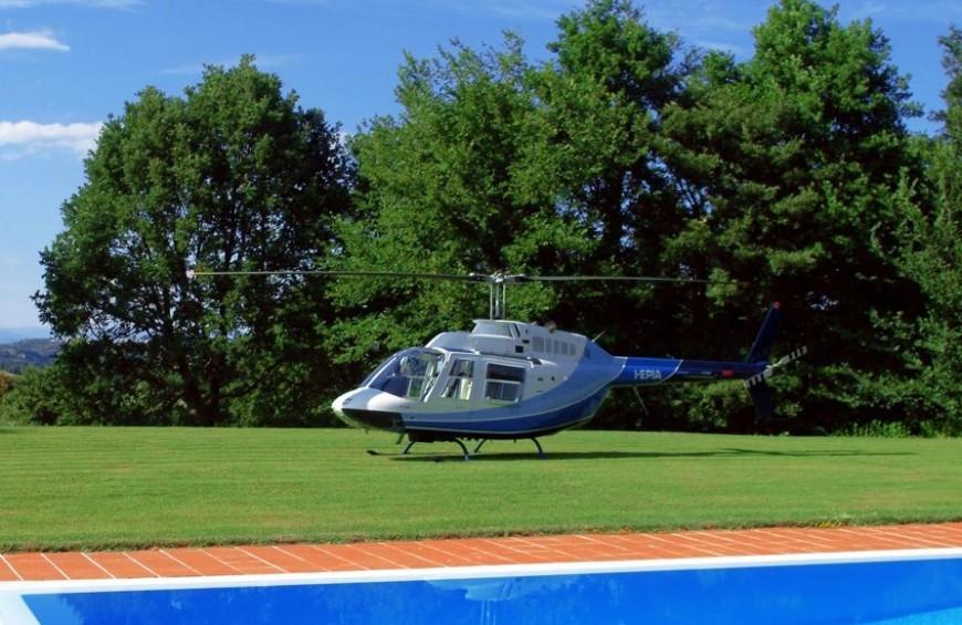 Come funziona l'elicottero