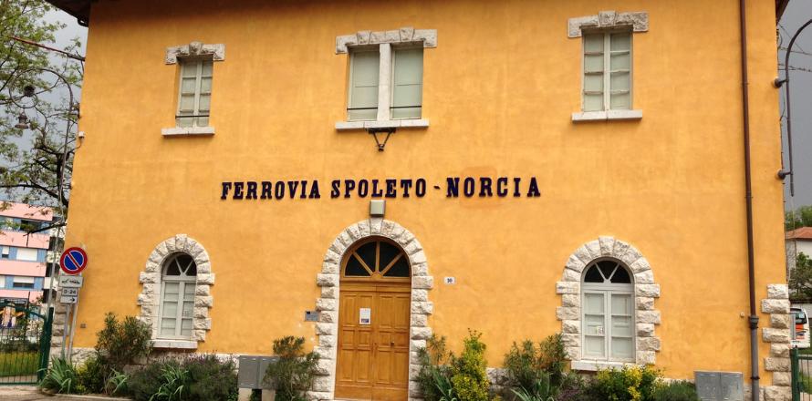Il Piccolo Gottardo umbro: l'antica ferrovia Spoleto-Norcia