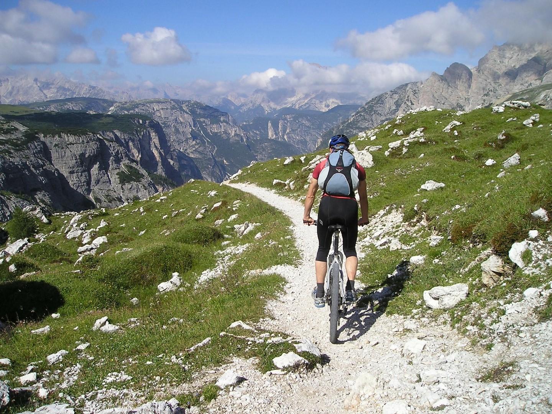 I migliori itinerari in e-Bike in Italia