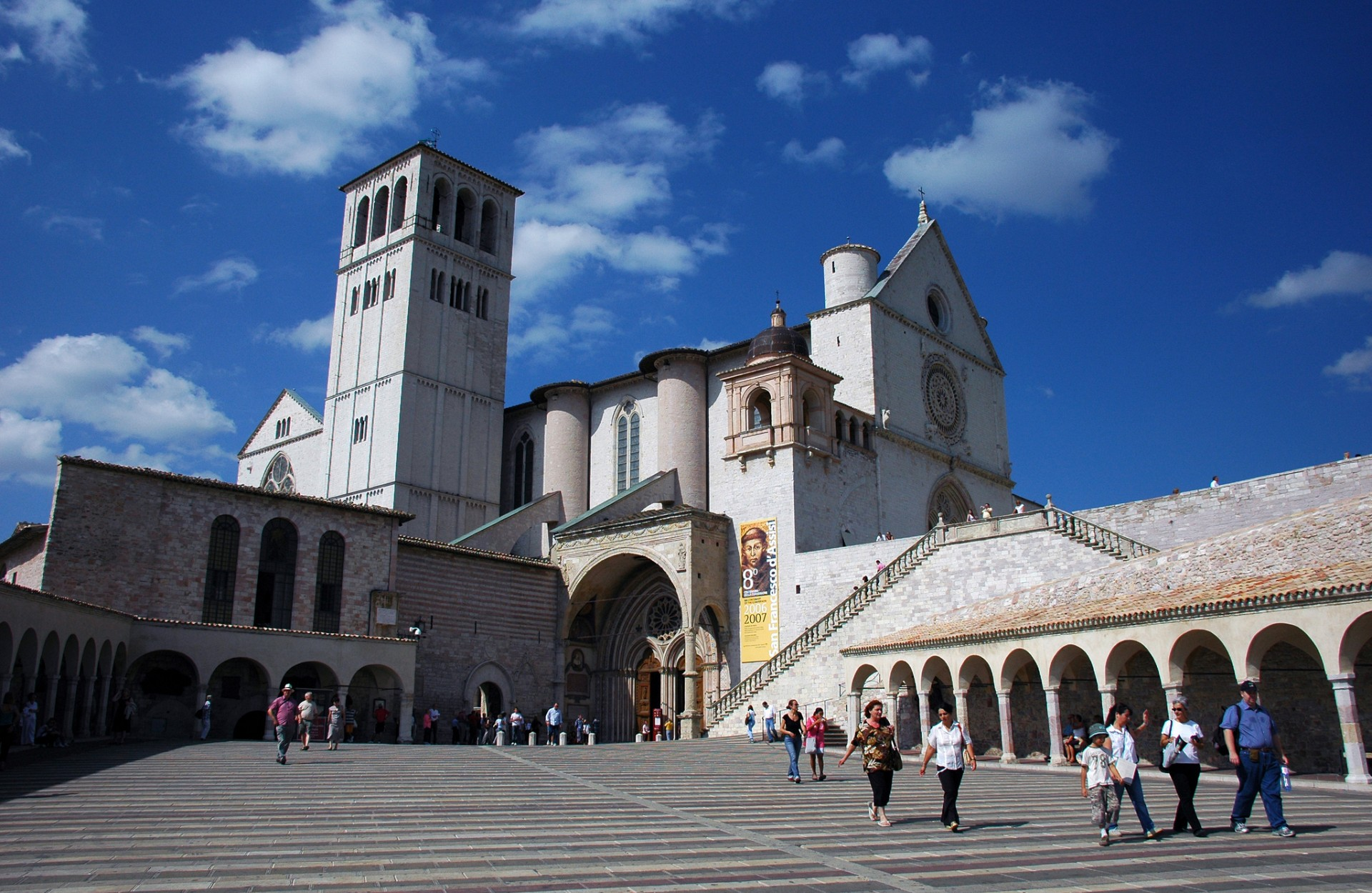 Assisi and Spello following the footsteps of St. Francis