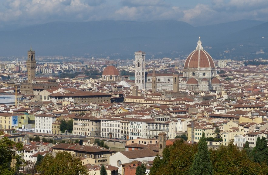 La Via Ghibellina: da Firenze a La Verna