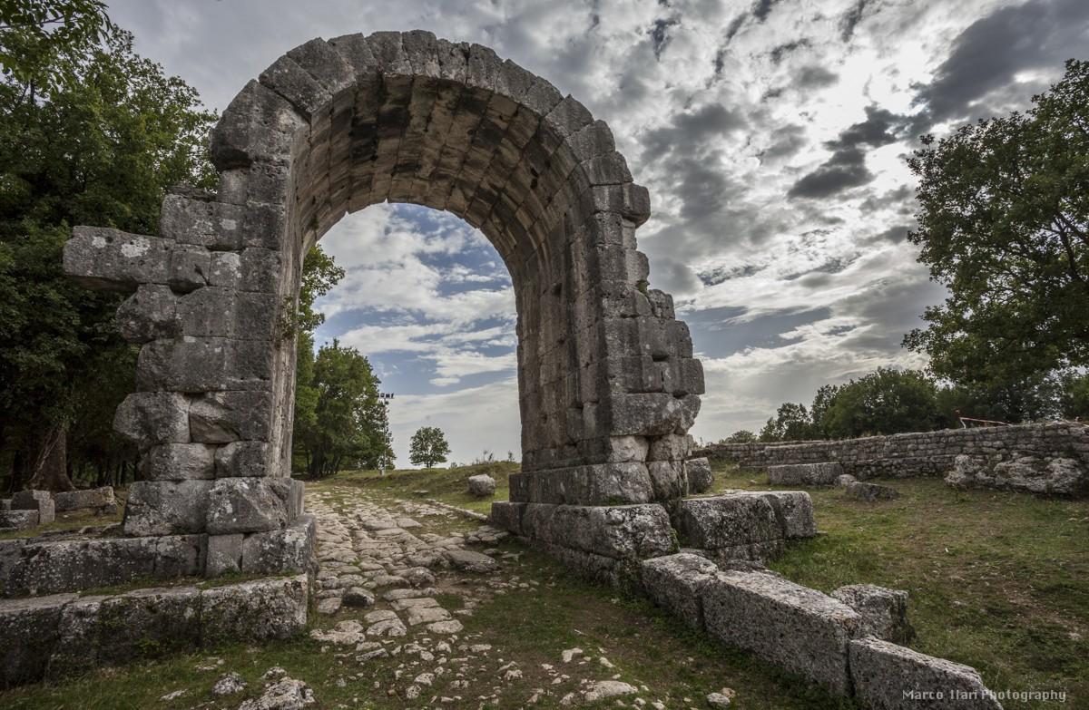 Carsulae: la città romana
