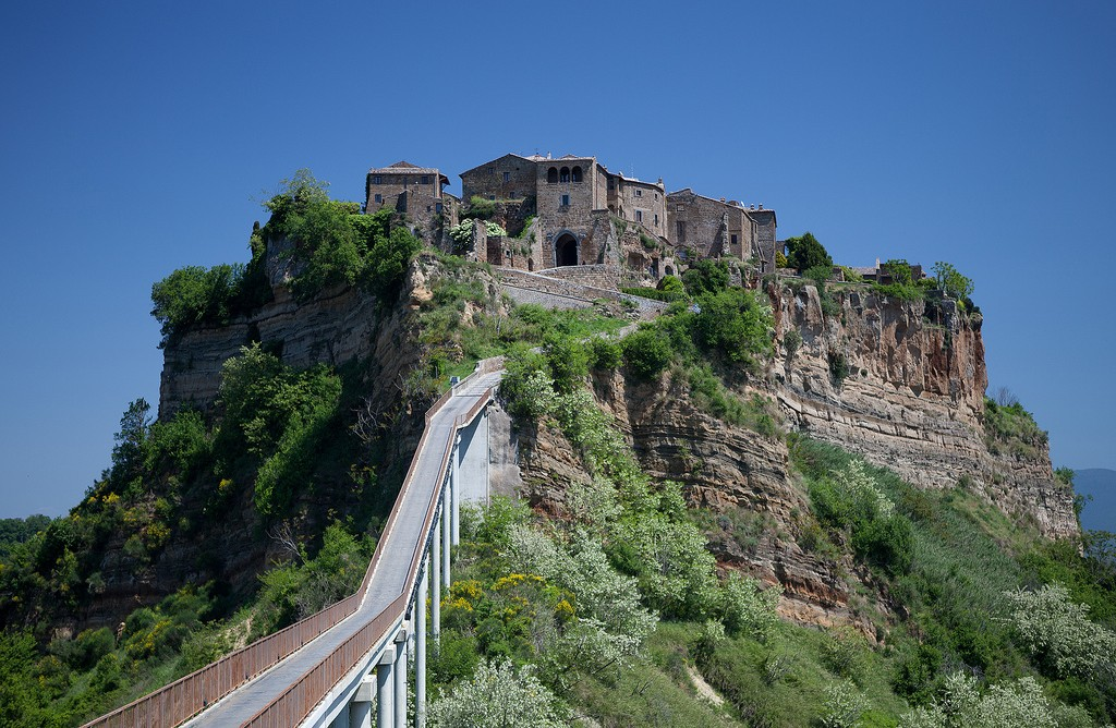 Civita di Bagnoregio: the city that dies