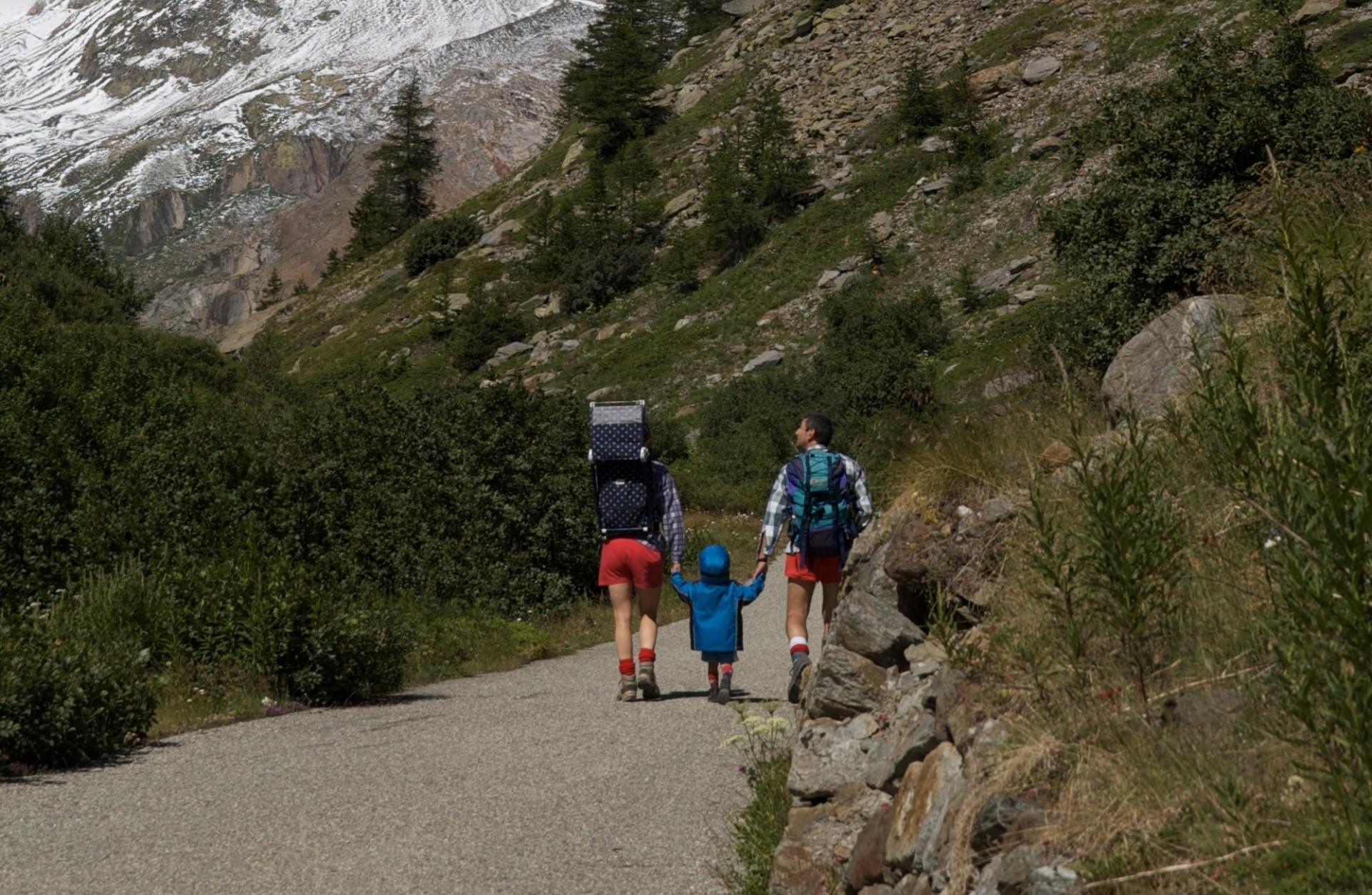 Walser Trekking in Valle d'Aosta