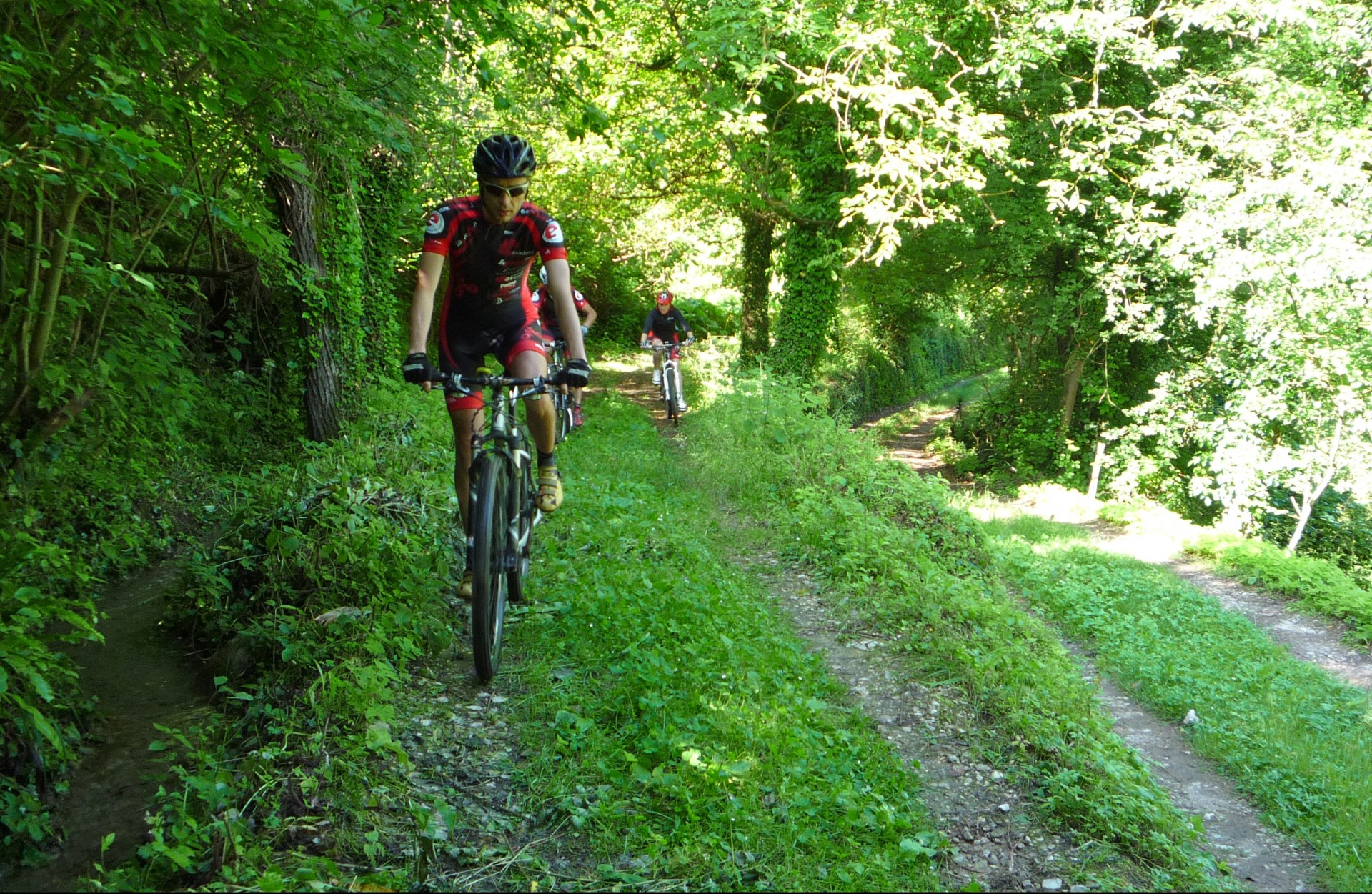 Bike Tour Umbria: Greenway Nera River in MTB
