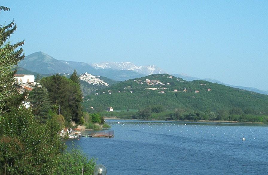 Piediluco Lake, Labro Castle and Marmore Falls
