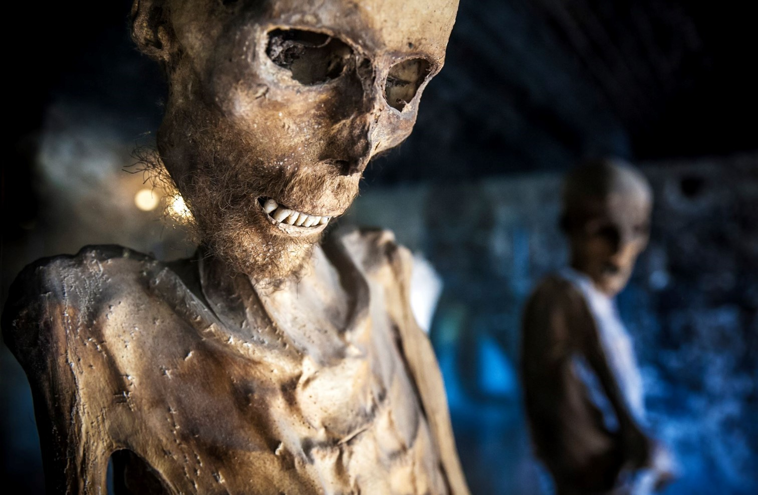 The life of Mummies of Ferentillo