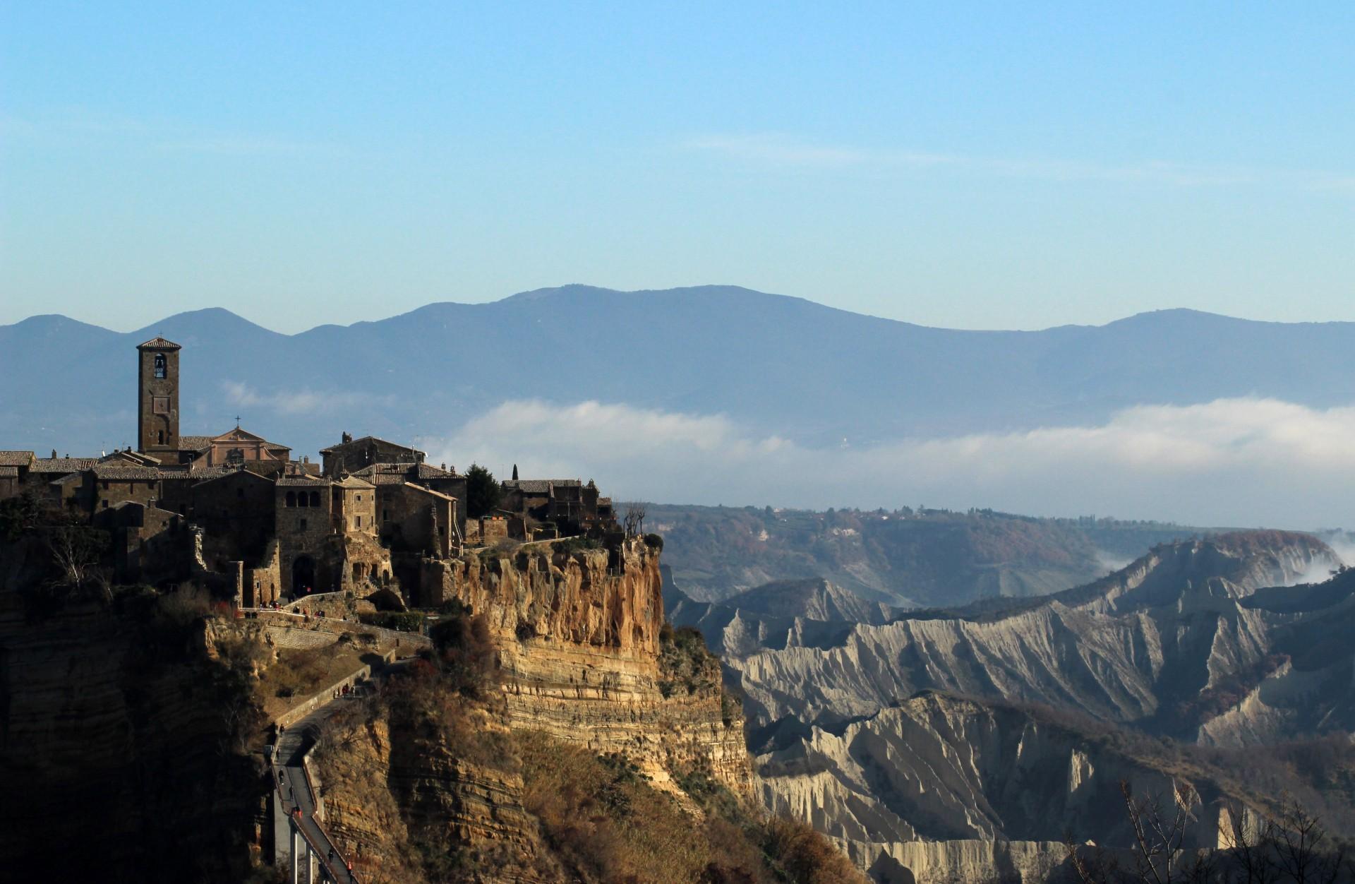 Bomarzo e Civita di Bagnoregio: il tour delle unicità