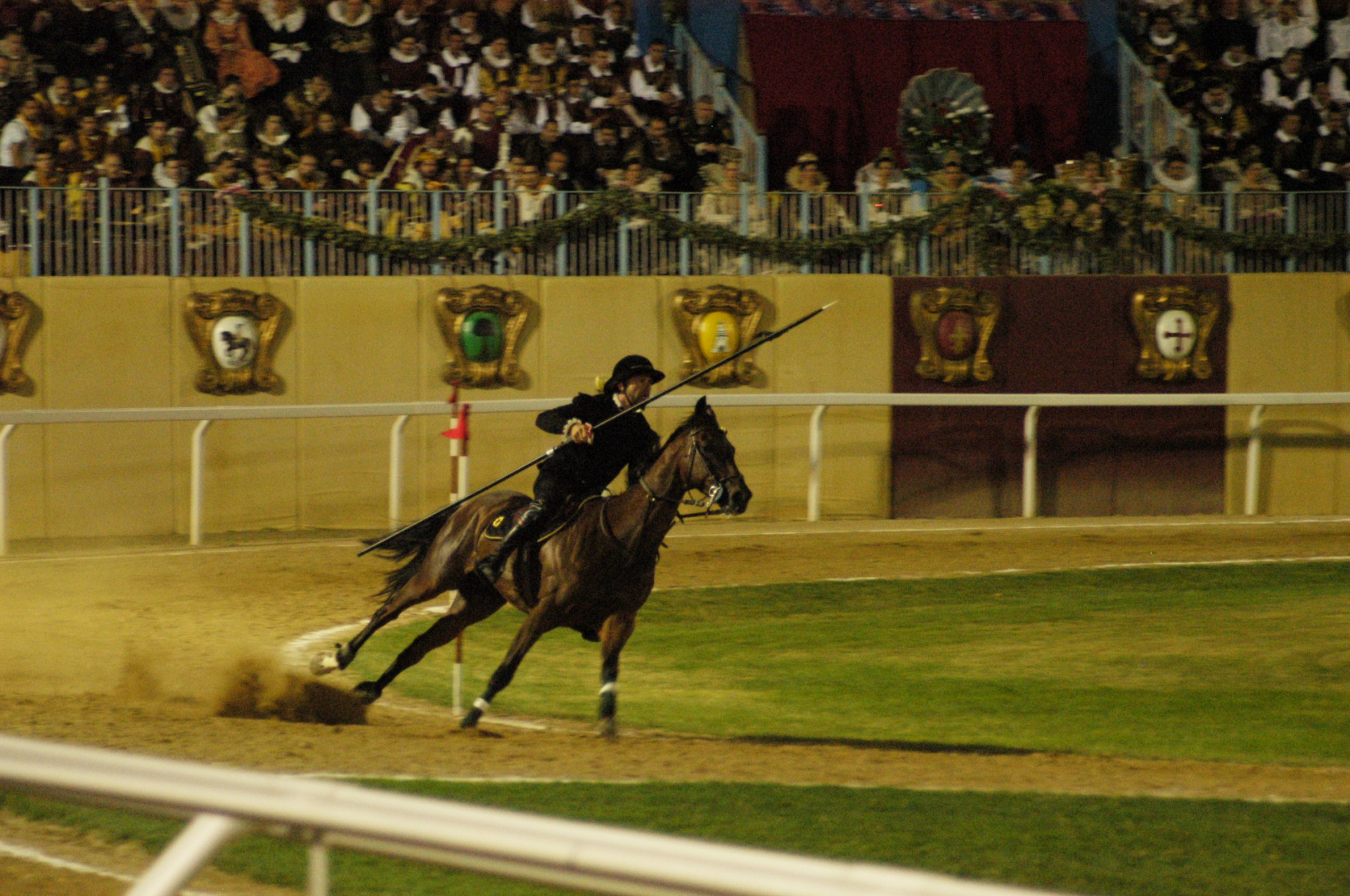 Joust of the Quintana in Foligno
