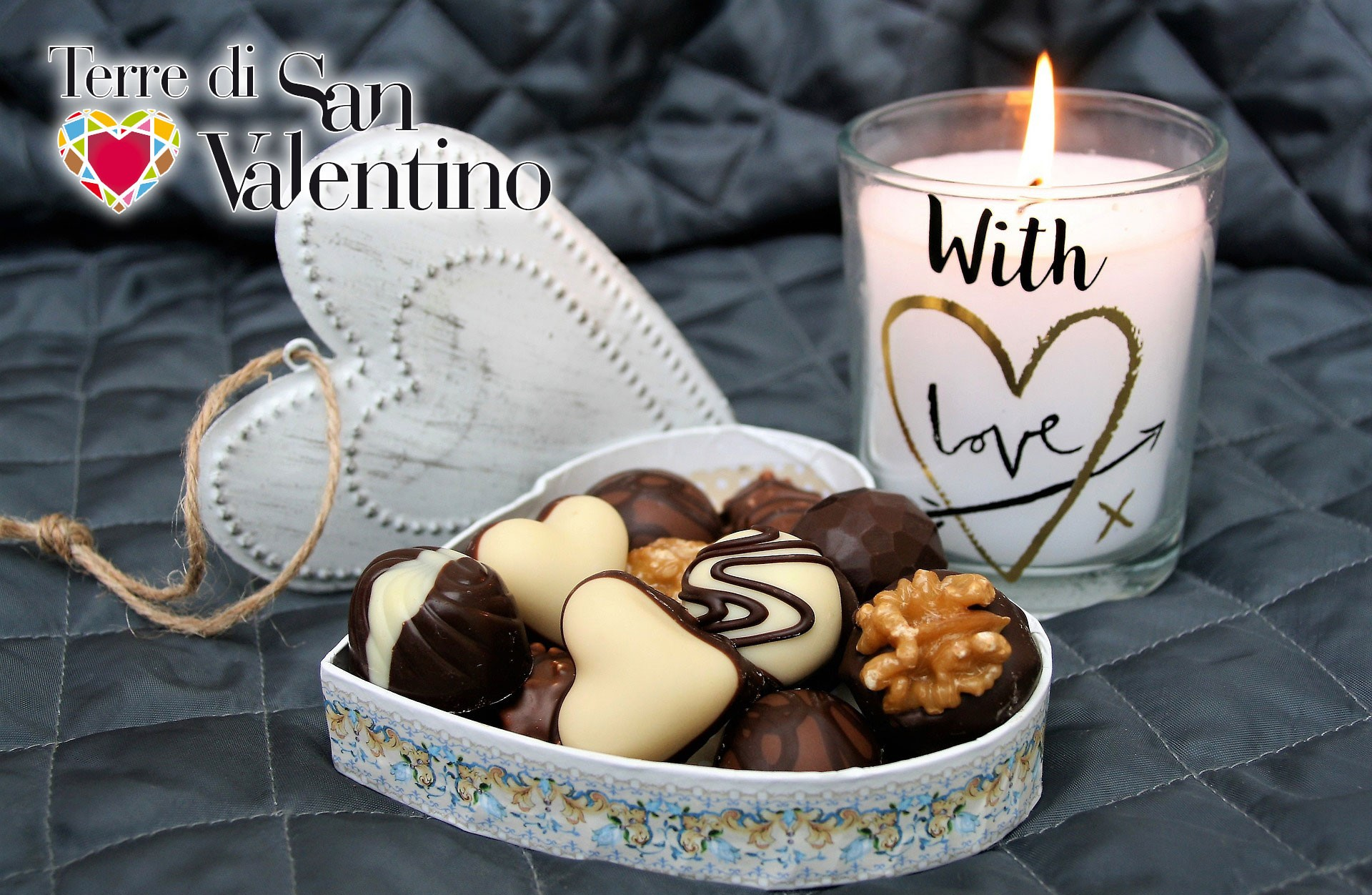 Festival of San Valentino Lands in Terni: love and chocolate