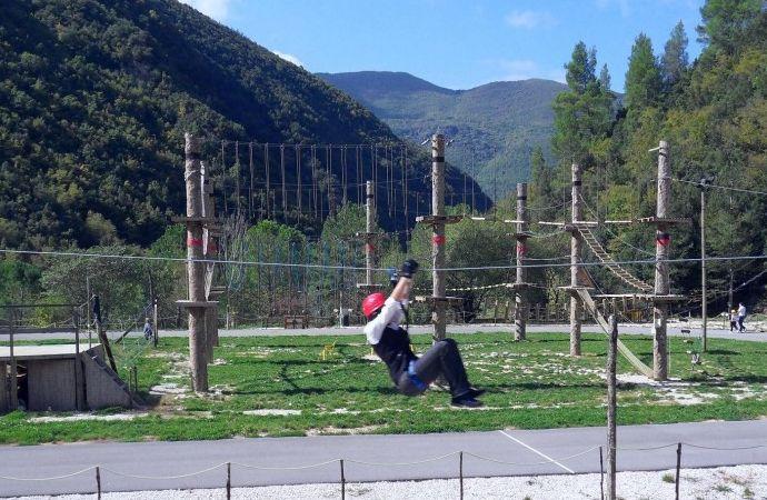Parco Avventura - Activo Park Scheggino