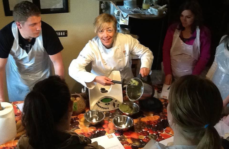 Percorsi Con Gusto cooking class