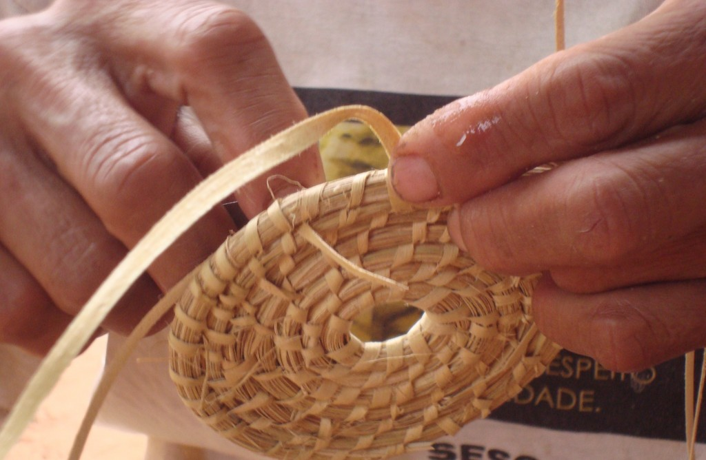 Course to learn to make a basket