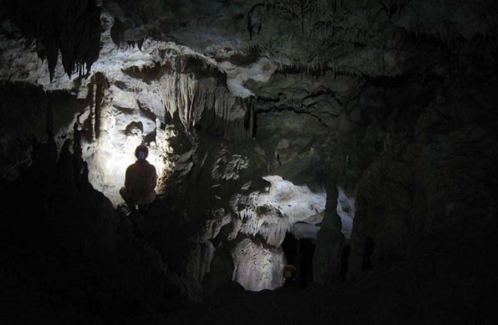 La Grotta dei Cinque Laghi di Piobbico