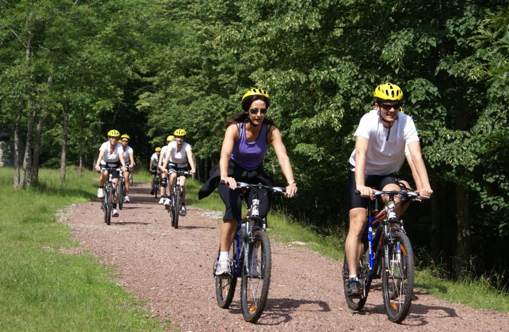 Mountain Bike in Valsesia - Piemonte (Percorso Long)
