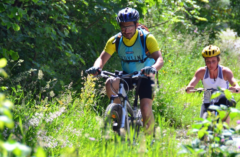 Mountain Bike in Valsesia - Piemonte (Percorso Expert)