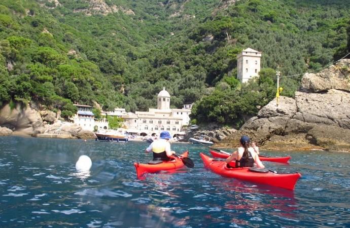 Kayak Tour a Portofino - Giornata Intera
