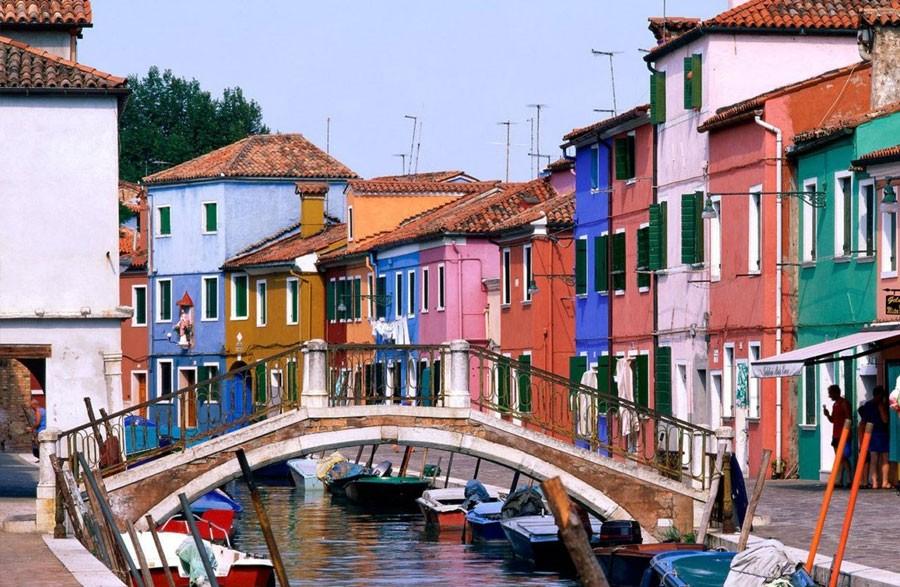 Laguna Veneta: Murano, Burano e Torcello in Motonave