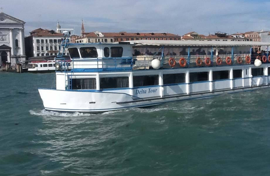 Tour di Venezia in motonave
