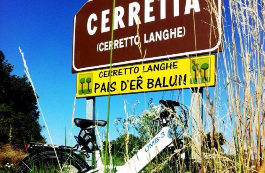 Alta Langa in E-bike