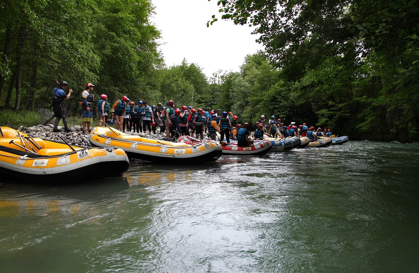 Rafting Soft - Fiume Lao