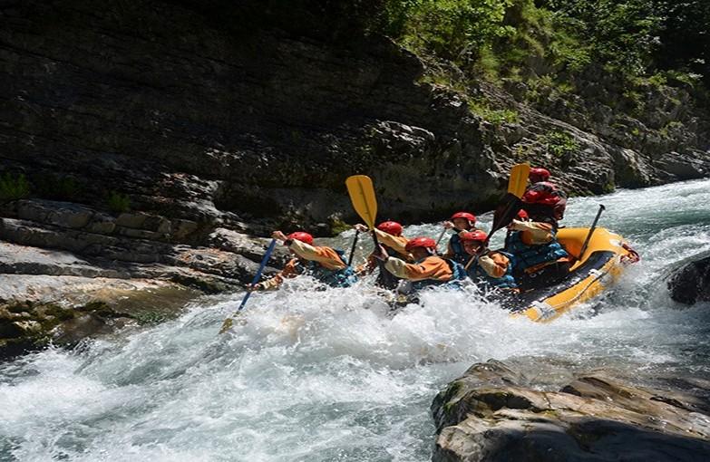 Rafting - Fiume Lao