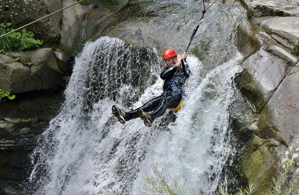 Canyoning Schiocchi del Secchia