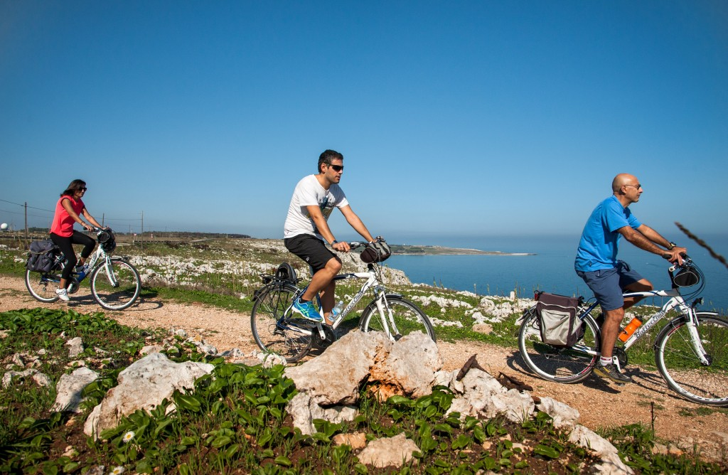 Lecce e le sue Masserie in trekking bike