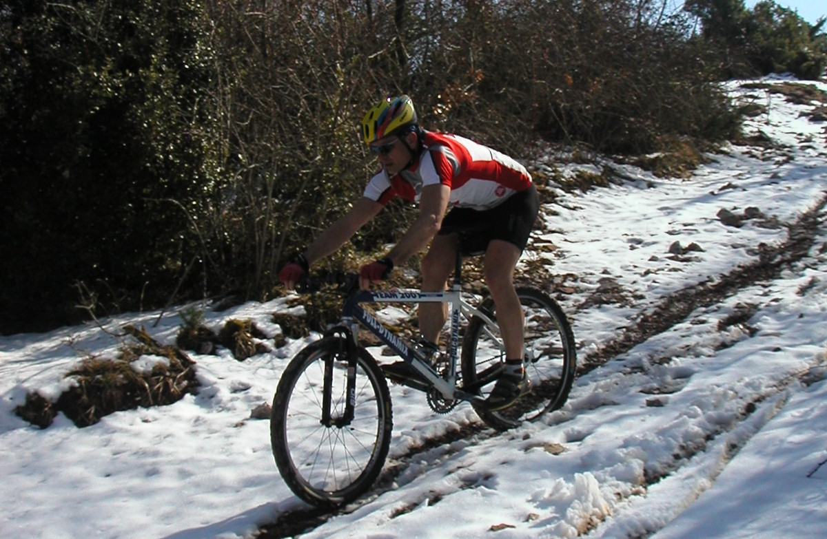 Mountain Bike - Il Gran Sasso e il Parco Nazionale - giornata intera