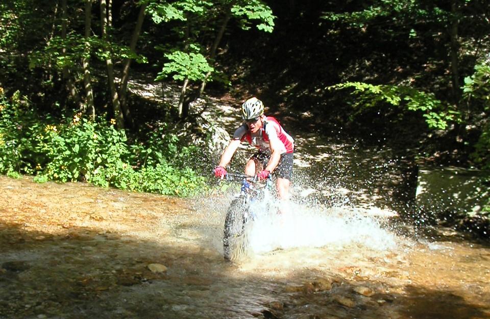 Mountain Bike - Intorno a Ussita - mezza giornata