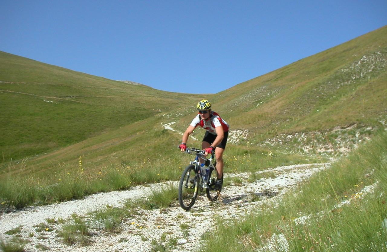 Mountain Bike - Intorno a Visso - giornata intera