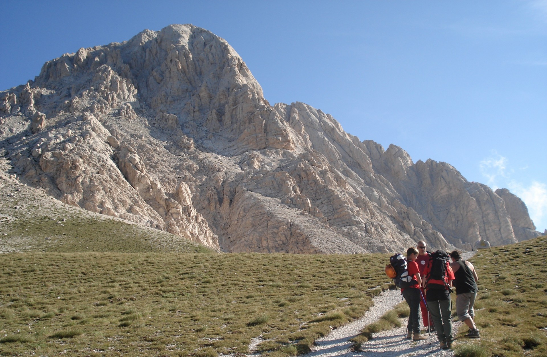 Trekking - Gran Sasso Mountain and National Park