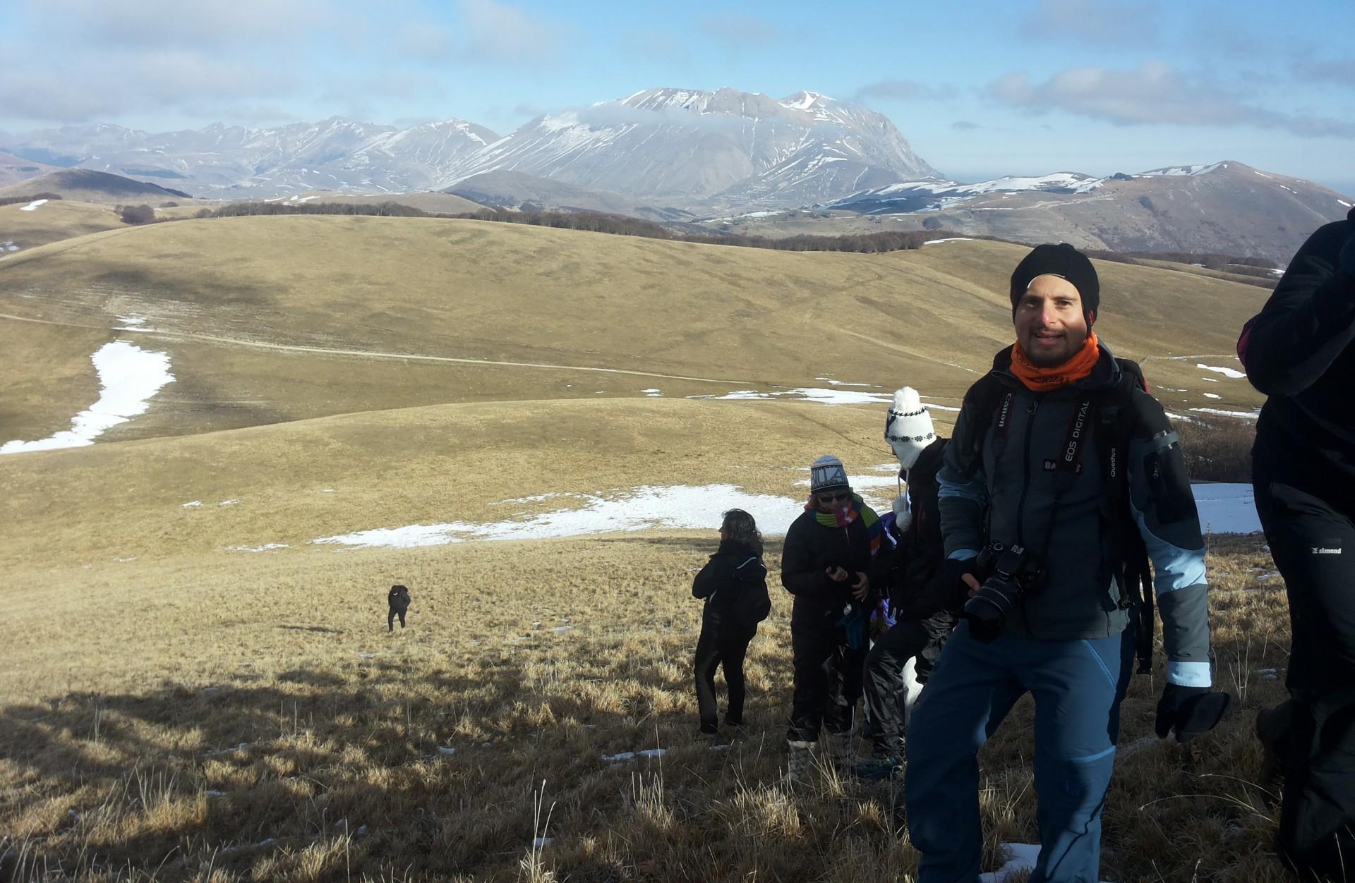Trekking - Il Parco Nazionale dei Monti Sibillini - mezza giornata