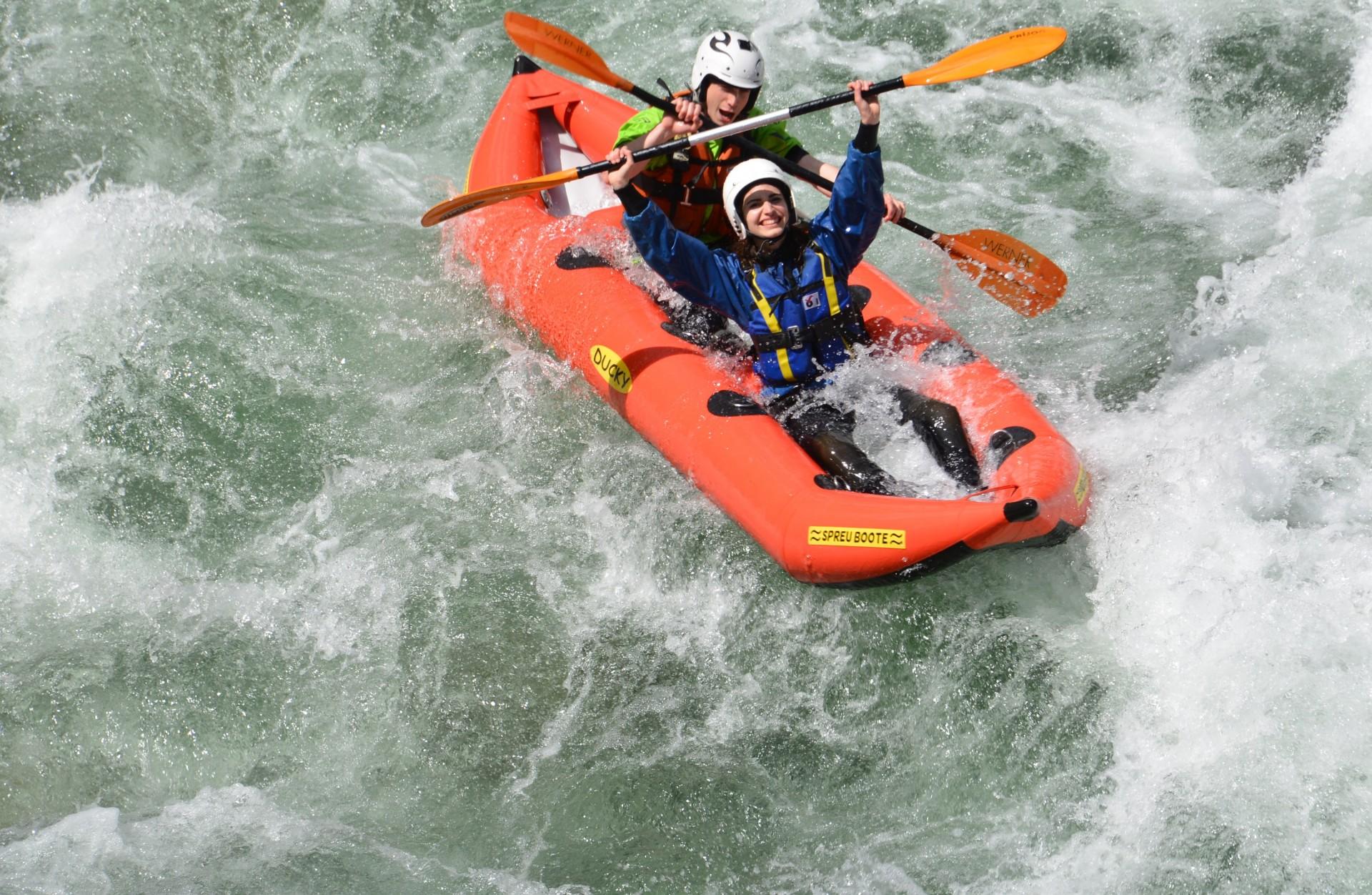Kayak in Valsesia - Valle Alpina del Piemonte