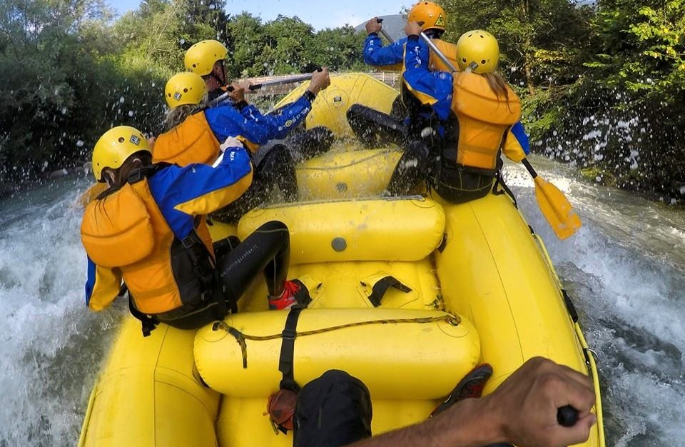 Rafting Power - Val di Sole