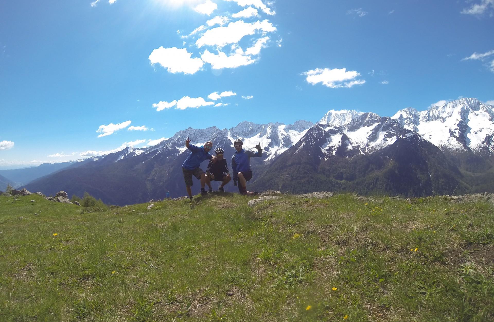 Trekking nel Parco Nazionale dello Stelvio - Trentino Alto Adige