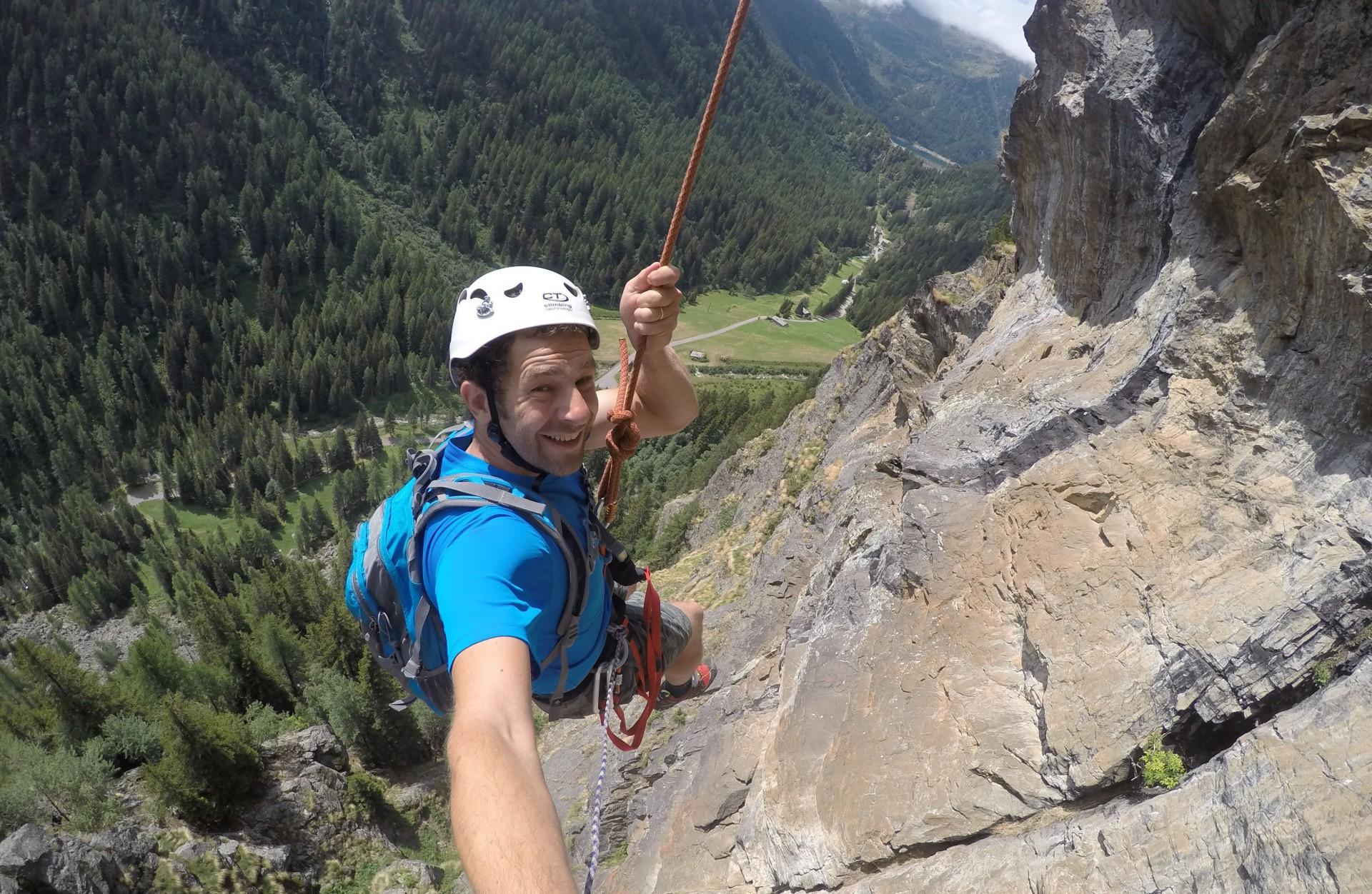 Arrampicata in Val di Sole - Trentino Alto Adige